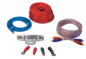 Komplet kablov za ojačevalnik - 35