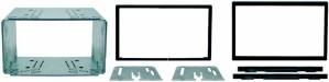 Univerzalni okvir in maska 2-DIN/2-ISO