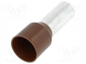 Kabelske izolirane votlice - 25 (2 kom)