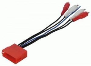 Konektor mini Iso - RCA 4k