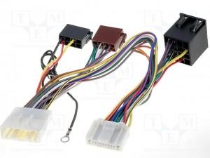 Konektor za prostoročno inštalacijo - NISSAN - RENAULT - OPEL - SUBARU