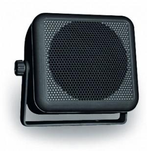 Phonocar zvočniki v ohišju - črni