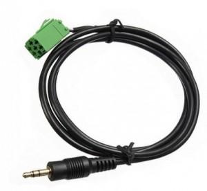 Aux-in konektor RENAULT - 3,5mm