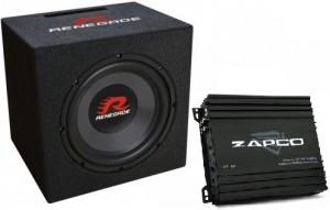 Bass Power M - komplet akustike