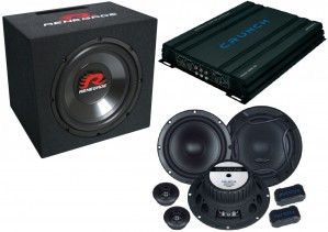 Full Power L - komplet akustike