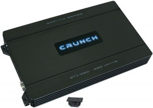 GTX 1250 - Avtoojačevalec Crunch