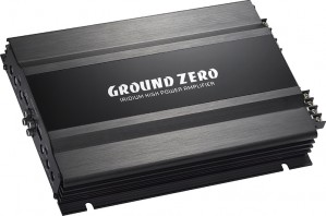 GZIA 4115HPX-B - Ground Zero ojačevalnik