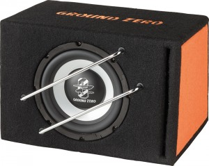 GZIB 200BR - Ground Zero subwoofer