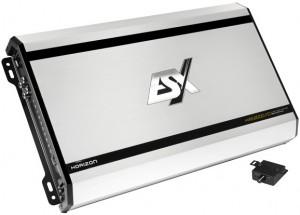 HXE 2000.1D - ESX ojačevalnik