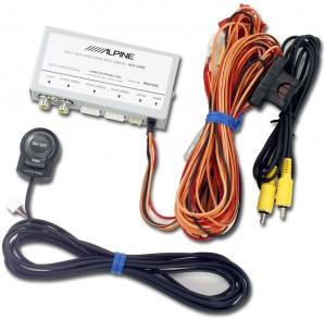 KCX-C200B - Alpine vmesnik za kamere