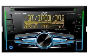 KWDB92BT - JVC avtoradio