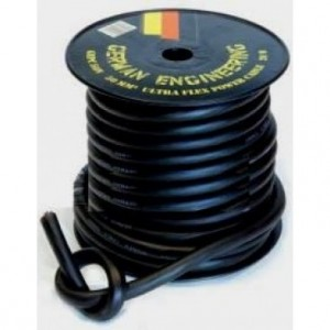 Napajalni kabel 20 - črn