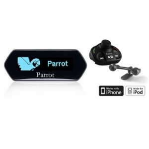 Parrot Bluetooth avtoinštalacija MKi9100