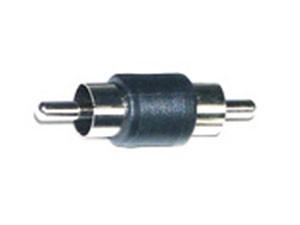 RCA adapter M/M