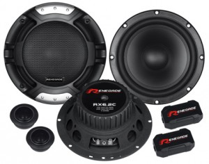 RX6.2C - Renegade zvočniki