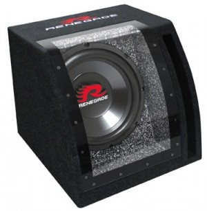RXB 1200 - Renegade subwoofer
