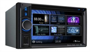 VX-404E - Clarion multimedijski radio
