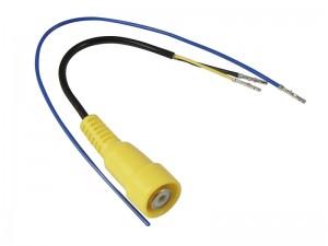 Konektor za priklop kamere na OEM RENAULT / DACIA radio