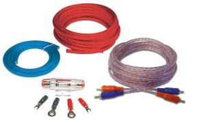 Komplet kablov za ojačevalnik - 10