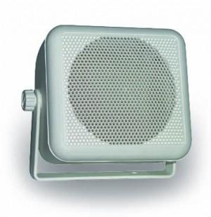 Phonocar zvočniki v ohišju - beli