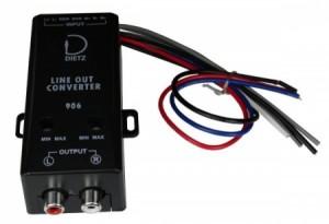 Hi-Low adapter z remote signalom