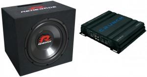 Bass Power L - komplet akustike