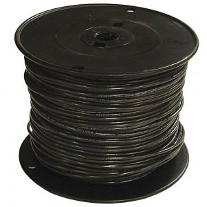 Napajalni kabel 6.00 - črn