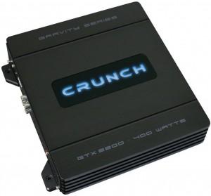 GTX 2200 - Avtoojačevalec Crunch