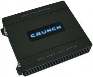 GTX 4400 - Avtoojačevalec Crunch