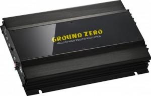 GZIA 1.1000DX - Ground Zero ojačevalnik