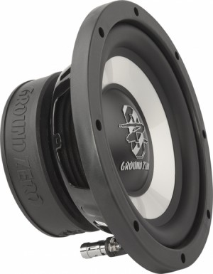 GZIW 200X - Ground Zero subwoofer