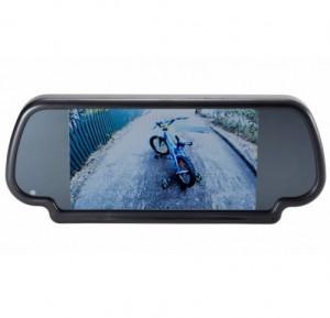 Vzvratno ogledalo z monitorjm