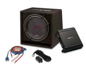 SBG-30KIT - Alpine komplet akustike