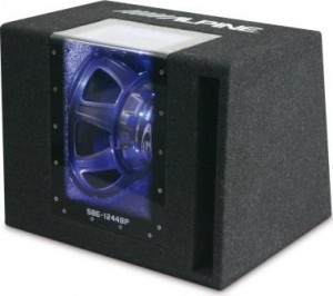 SBG-1244BP - Alpine subwoofer