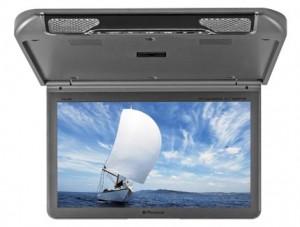 VM183 - Phonocar stropni 13,3 LED monitor z usb / sd predvajalnikom